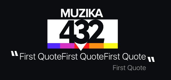 Muzika 432